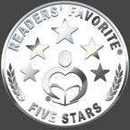 5 Star Readers Favorite Badge